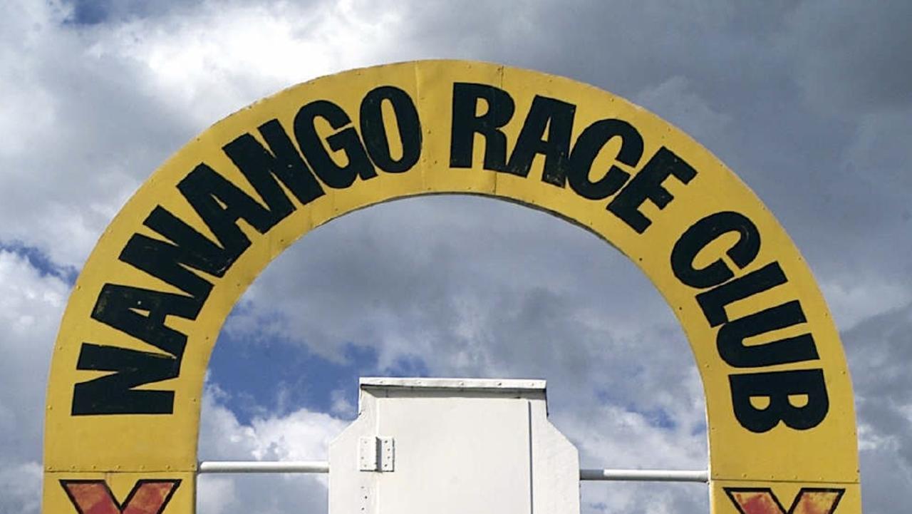 14/07/2002. Nanango Racecourse, near Kingaroy, Queensland.