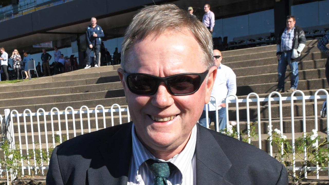 Trainer Norm Gardner has Stand Your Ground racing in great form and she is a big chance of notching another win at Goulburn on Friday. Photo: Simon Bullard/AAP Image