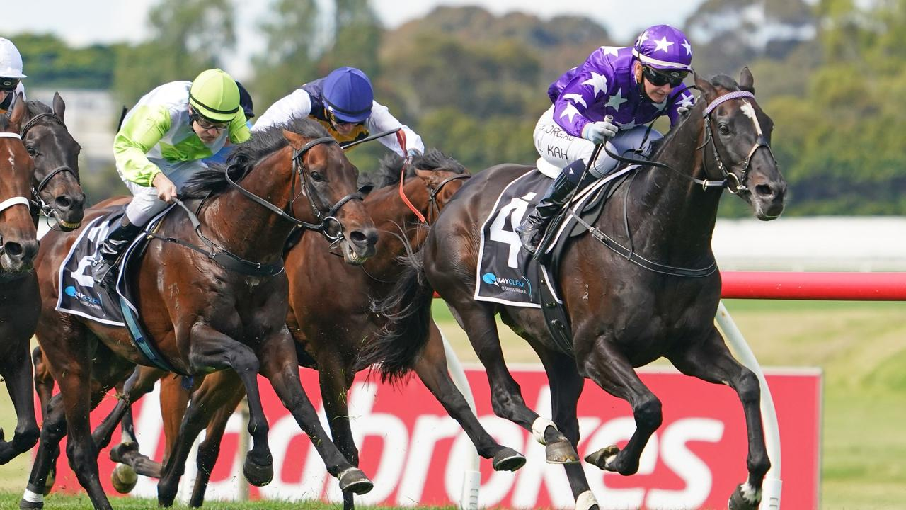 The Zipping Classic, won by Sound last year, will move from Sandown to Caulfield and to the end of November. Picture: Racing Photos via Getty Images