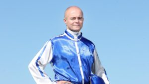 Darryl McLellan is the jockey to follow at Port Macquarie on Monday. Photo by Richard Gosling