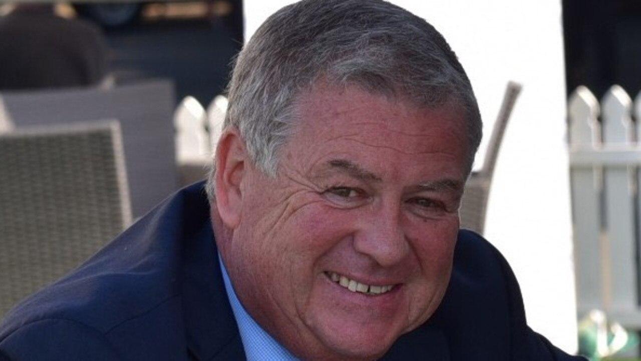 Acting QRIC Commissioner Mark Ainsworth has retired.