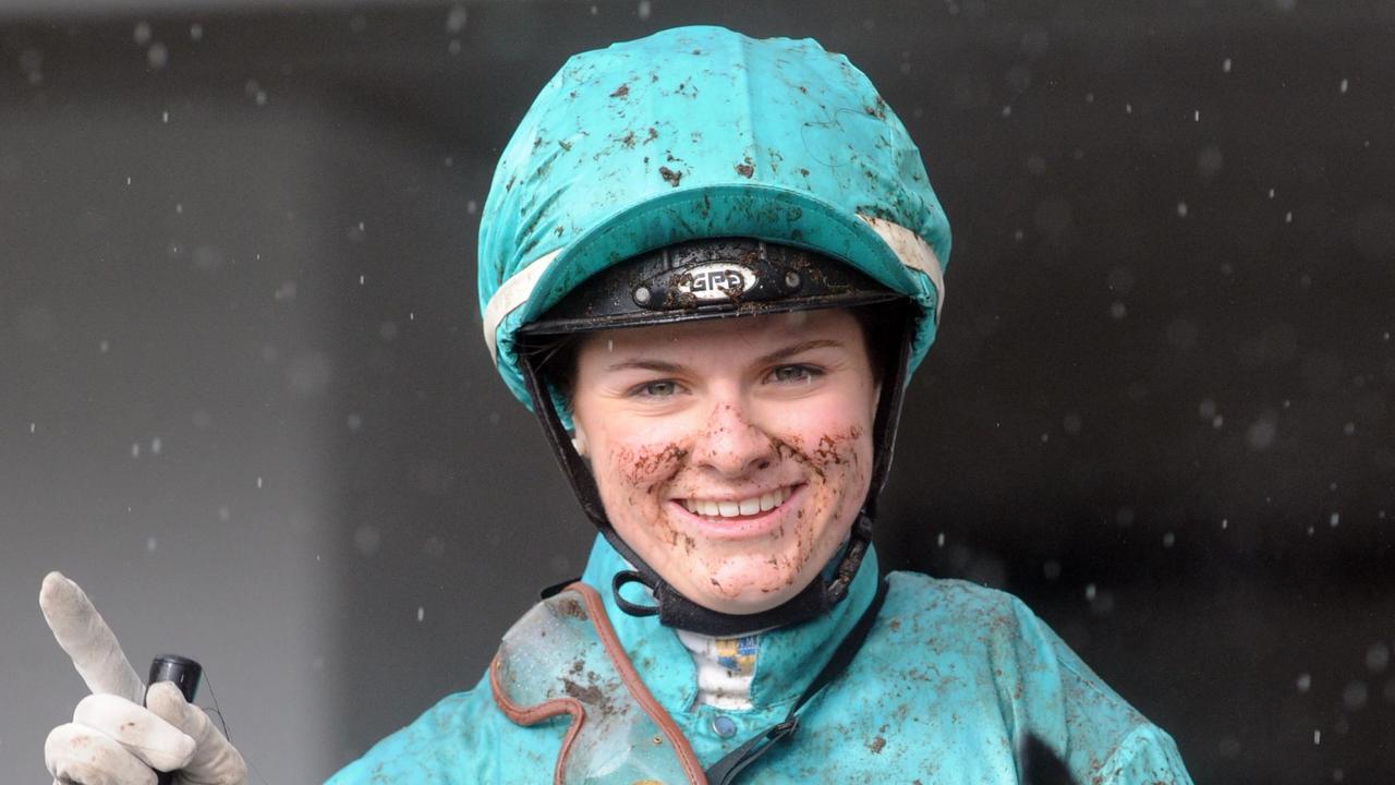 Alysha Collett is closing in on a major career milestone.