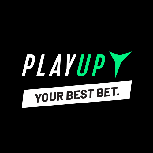 PlayUp Review and Rating logo