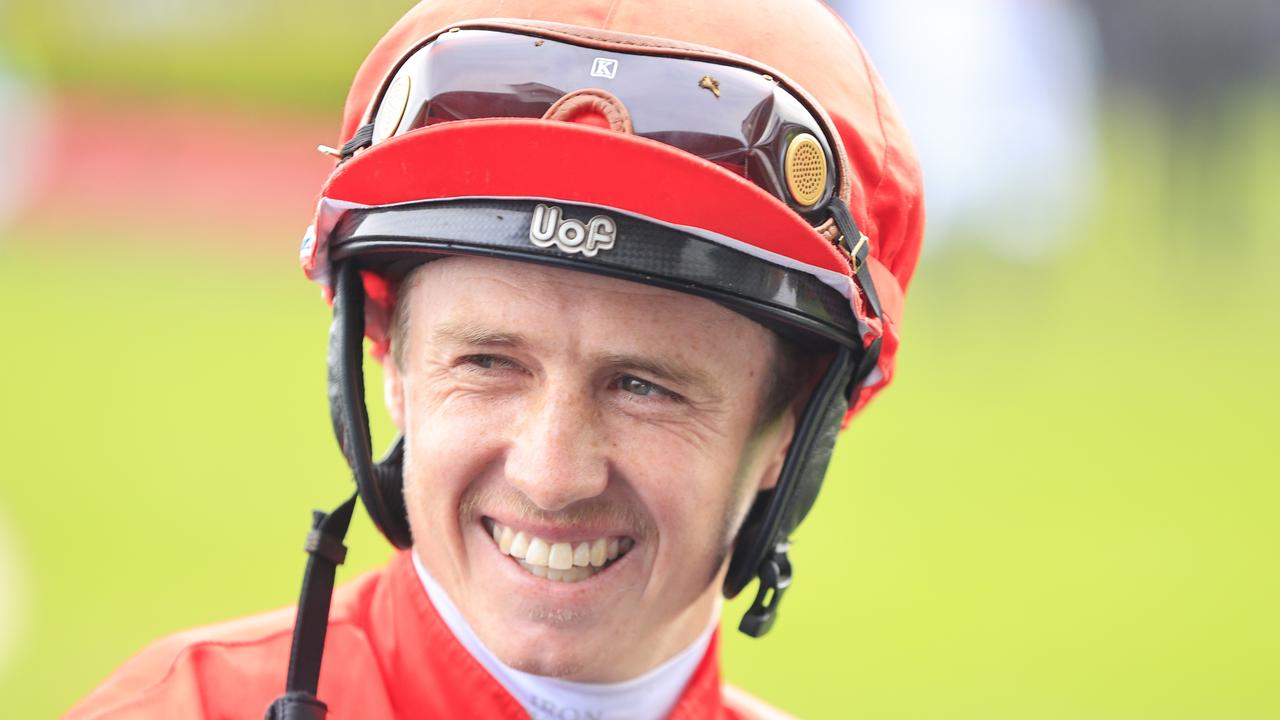 Brock Ryan returned from injury and will pilot Surreal Step in Bob Charley AO Stakes. Picture: Getty Images