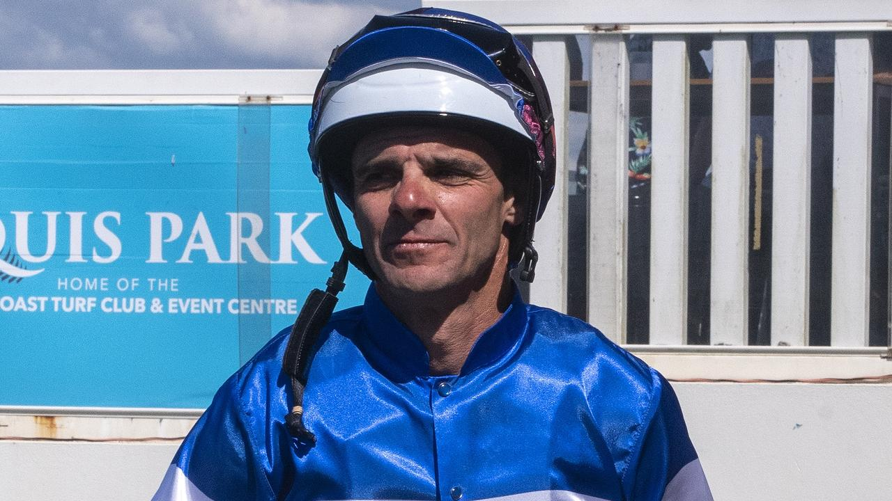 Noel Callow has settled in well on the Gold Coast and has no immediate plans to return to Victoria. Picture: Magic Millions.