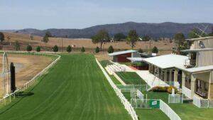 Kilcoy Race Track.