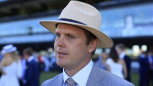 Trainer Edward Cummings has found a suitable race at Kembla for Sunborn to get back to winning form. Photo: Getty Images
