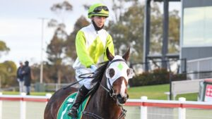 Tianni Chapman rode her first winner last week at Geelong. Picture: Getty Images