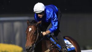 Savatiano can chalk up another Group 1 win in the Tatt's Tiara.