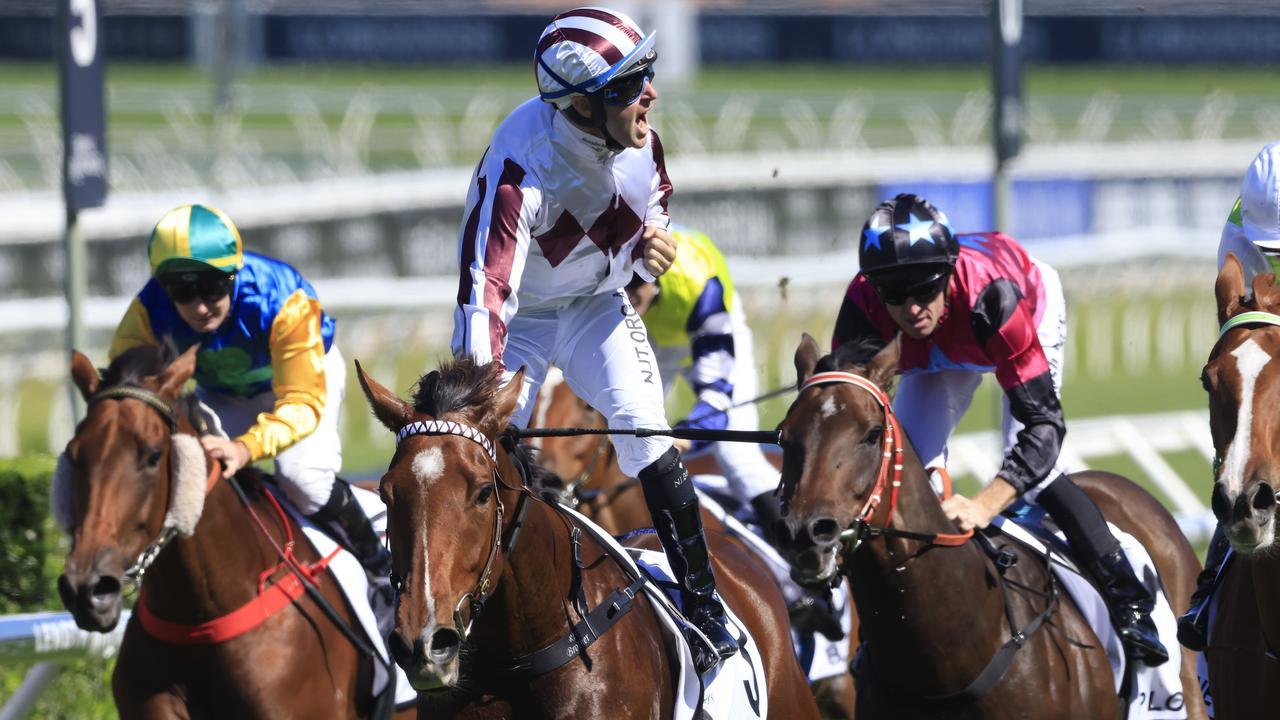 Art Cadeau won the Country Championships Final in April. Picture: Getty Images