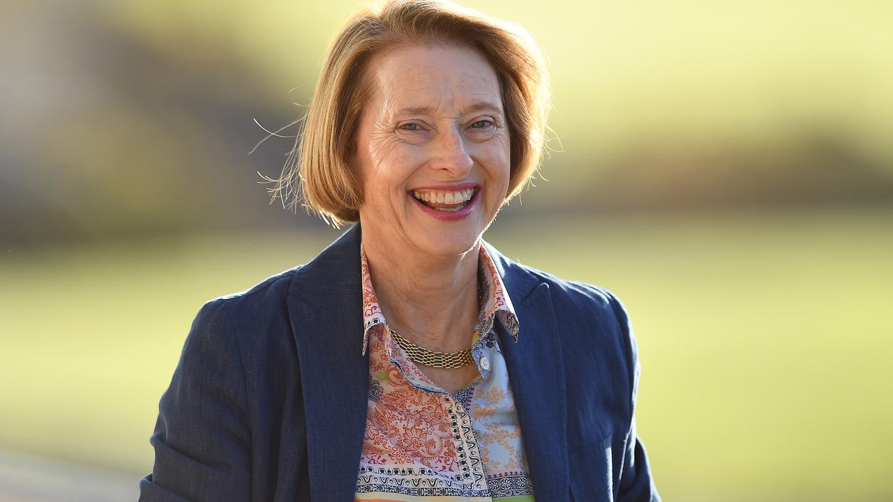 Gai Waterhouse has her focus on the Rockhampton Cup this Saturday. Picture: AAP
