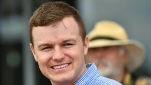 Co-trainer Ben Hayes says French import Port Guillaume has thrived during a long spell. Picture: AAP