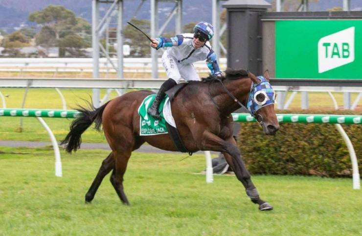 Explosive Jack South Australian Derby 2021