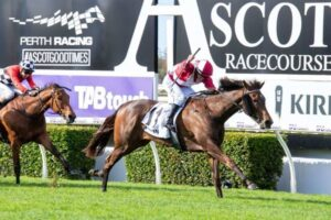 Inspirational Girl looks hard to beat in the Memsie Stakes.