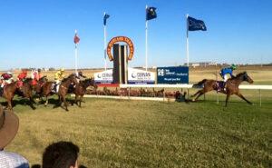 Port Headland races.