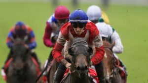 Tom Sherry on Icebath wins at Randwick. Picture: Mark Evans–Getty Images
