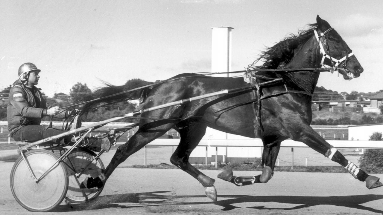Maori's Idol driven by Bryan Healy in 1981.