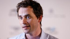 Ballarat trainer Matt Cumani is working on getting the best out of Enable's younger brother Centroid. Picture : Getty Images.