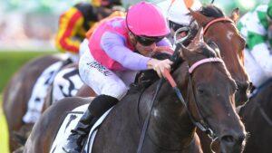 Trumbull wins victory iat Royal Randwick Racecourse