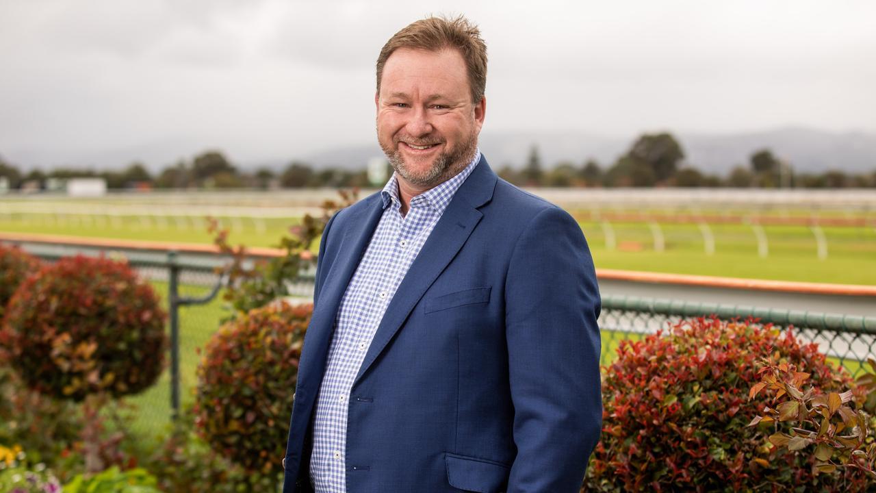Nick Redin CEO Racing SA has had a busy week. Photo: Racing SA