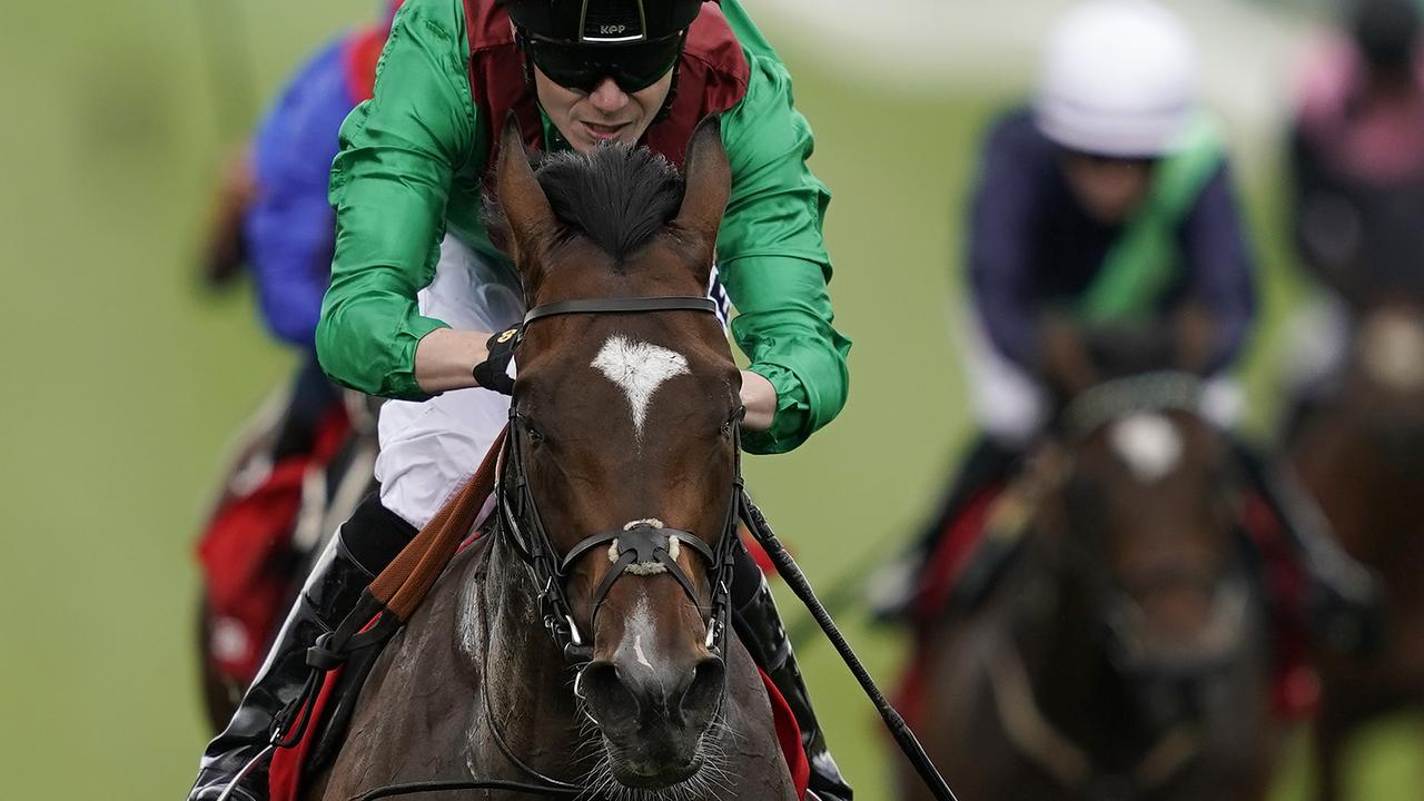 US owners Team Valor International have declared Spanish Mission will be aimed at the 2021 Melbourne Cup. Picture: Getty Images
