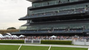 Randwick will now host the Missile Stakes. Picture: AAP Image–Simon Bullard