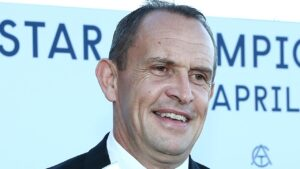 Champion trainer Chris Waller needs just one winner on Saturday to set a new personal best. Photo: Getty Images