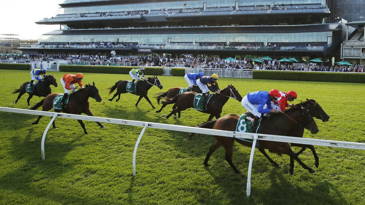 Warwick Farm trainers and stable staff won't be allowed to enter Randwick after a participant tested positive to Covid-19. Picture: Getty Images