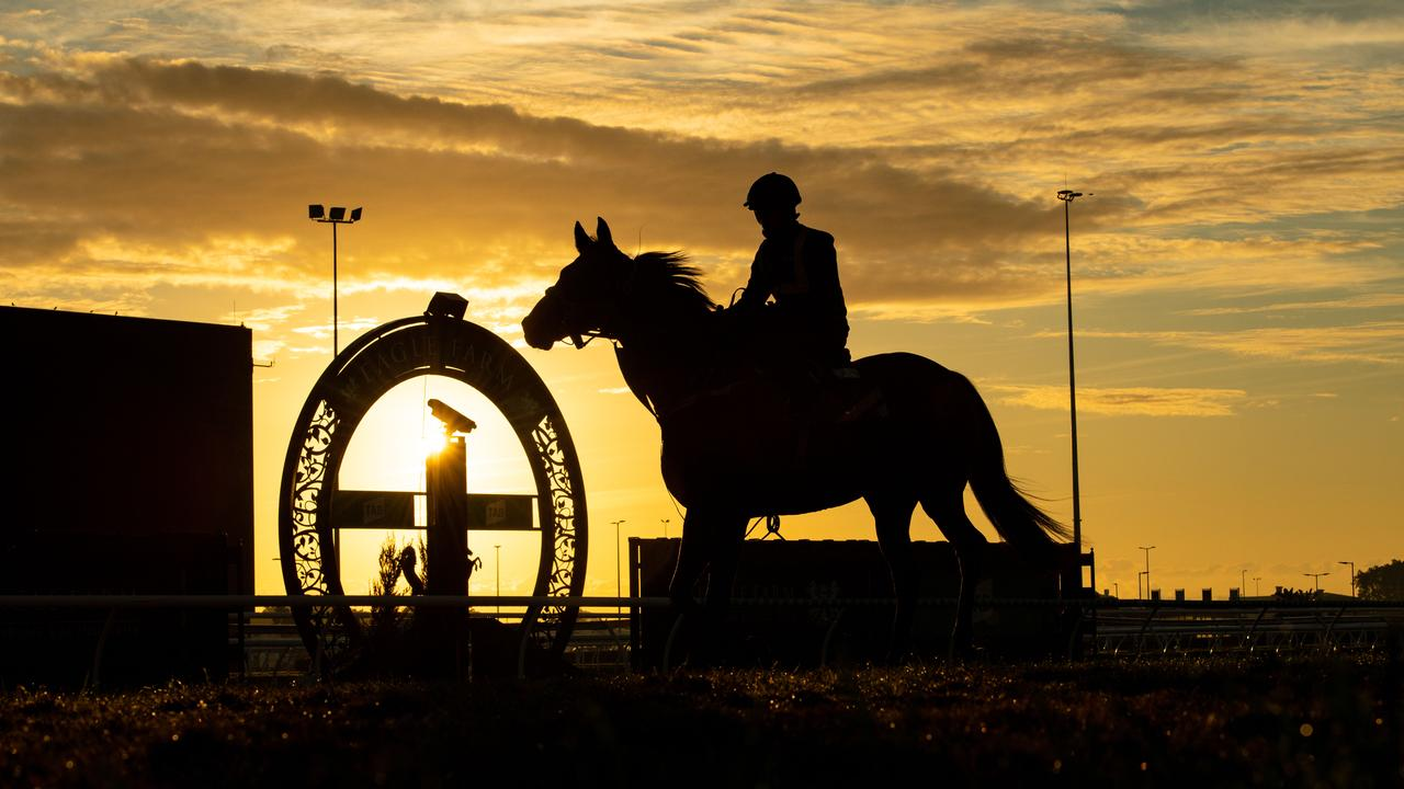Racing at Eagle Farm will continue. Picture: Brad Fleet.