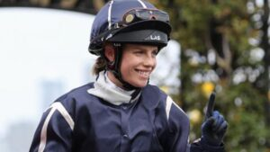 Jockey Jess Eaton has been a breath of fresh air in Adelaide. Picture: George Salpigtidis–Getty Images