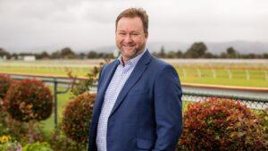 Nick Redin CEO Racing SA. Photo: Racing SA