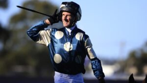Last year's Cox Plate champ Glen Boss has chosen the Melbourne spring carnival over Sydney, which will include riding Alligator Blood. Picture: Getty Images