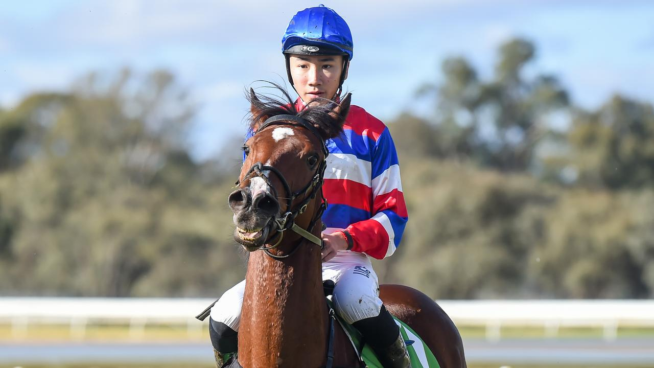 Apprentice jockey Gary Lo has returned to South Australia. Picture: Racing Photos via Getty Images