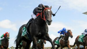 Fasika is favourite to win the Missile Stakes first-up. Picture: AAP