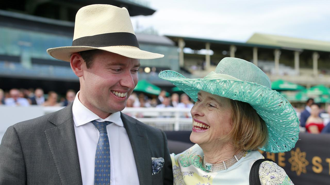 Adrian Bott and Gai Waterhouse are looking to plot a path towards the Melbourne Cup after finalising a deal to secure Sir Lucan from Coolmore. Picture: Getty