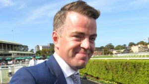 Trainer Jamie Richards is likely to put nine-time Group 1 Avantage on a plane to Melbourne on Wednesday. Picture : AAP.