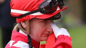 Jamie Kah has to win back the trust of the racing community. Picture: Alex Coppel