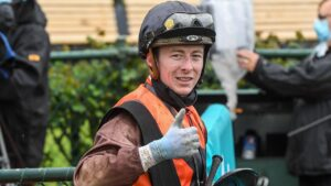 Harry Coffey is always among the winners at his home track of Swan Hill. Picture: Racing Photos via Getty Images