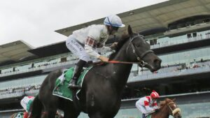 Jamaea looks to have taken the next step as a three-year-old. Picture: Getty Images