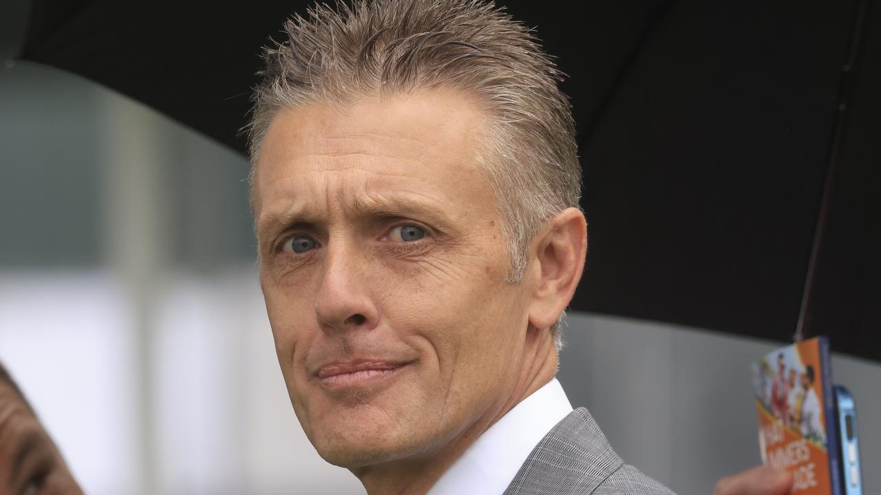 Trainer Mark Newnham is looking forward to promising colt Vyner making his return to racing at Kensington on Wednesday. Picture: Getty Images