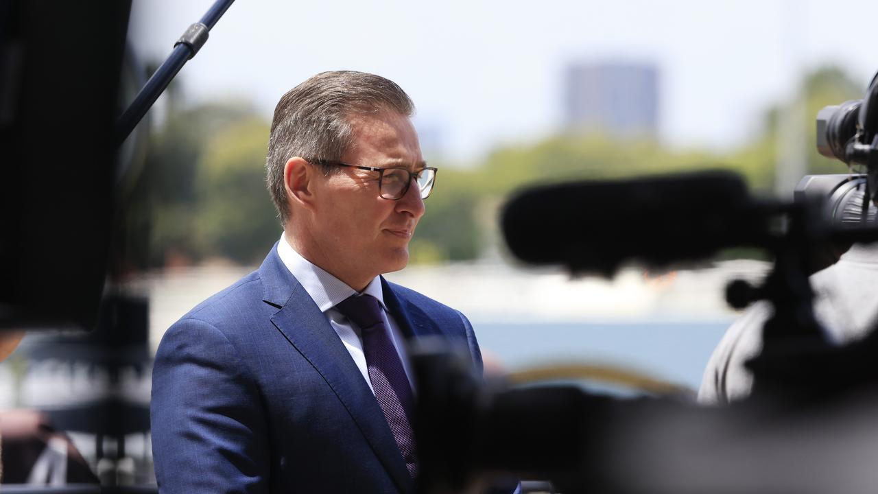 Racing NSW Chief Steward Marc Van Gestel. Picture: Mark Evans–Getty Images