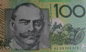 Even Sir John Monash is eyeing off some of Pike's rides.