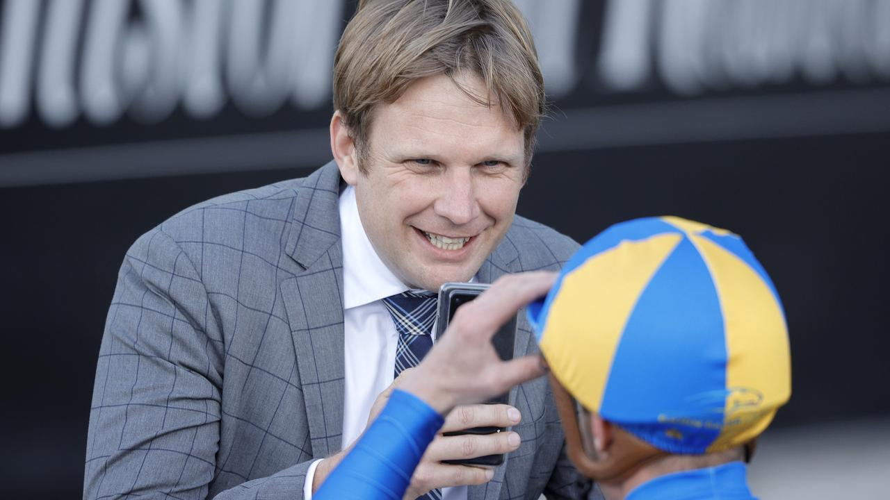 Bjorn Baker is hoping to have a strong line-up for The Metropolitan. Picture: Getty Images
