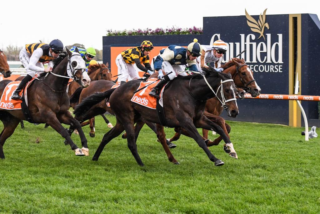 Sierra Sue winning Sir Rupert Clarke Stakes 2021