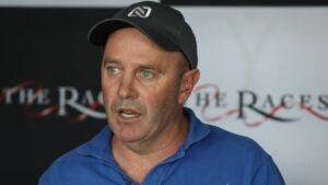 Trainer Richard Jolly has big plans for Karacasu.