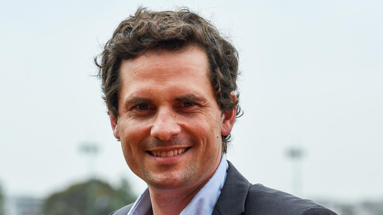 Trainer Matt Cumani will unveil French import Sous Les Nuages in a Benchmark 78 race at Flemington on Wednesday. Picture : Racing Photos via Getty Images.