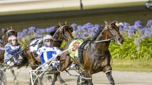 Lochinvar Art won the 2020 edition of the Group 1 Victoria Cup.