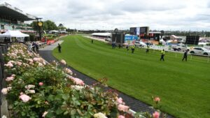 The Valley will host a Group 1 race on Friday night - the Moir Stakes. Photo: AAP Image/James Ross.