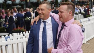 Tony Gollan is looking to win his hometown Weetwood Handicap this weekend. Picture: Mark Evans—Getty Images.
