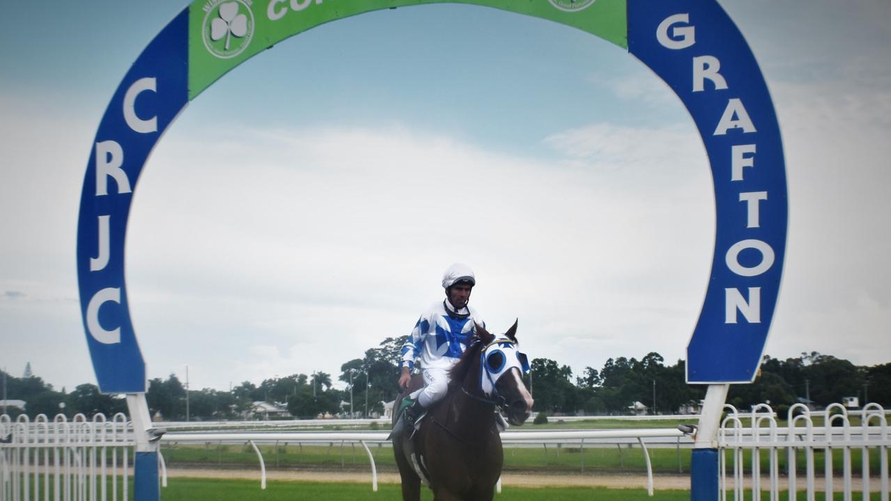 Grafton racecourse. Photo: Bill North/The Daily Examiner.